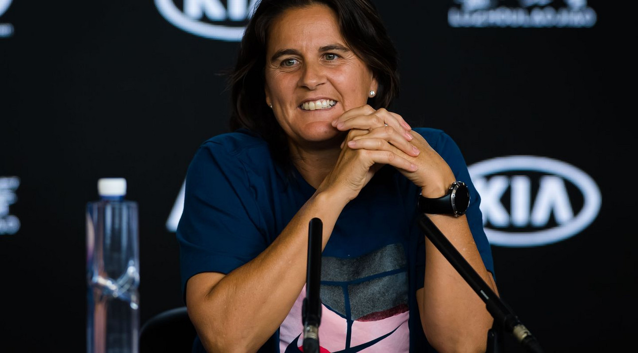 "2020 Australian Open: Conchita Martinez says everything is ""looking sharp"" for Garbine Muguruza ahead of Saturday's final"