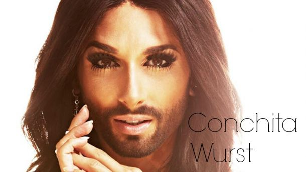 Conchita Wurst anuncia su nuevo single 'Héroes'
