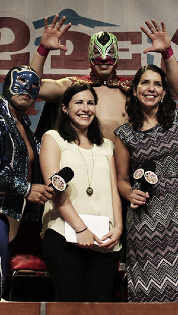 El CMLL presenta concurso de cuento de Lucha Libre