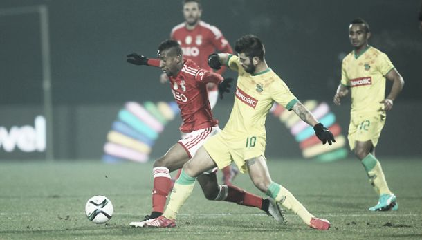 Deslocações do Benfica foram nota prévia de derrota