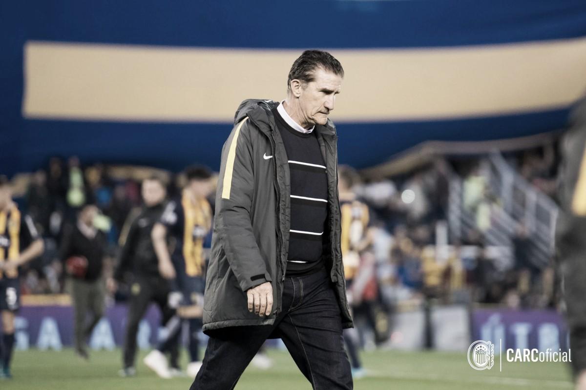"""Edgardo Bauza: """"Herrera va jugar en lugar de Marco Ruben"""""""