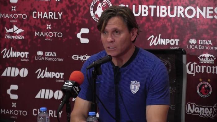 """Claudio Arzeno: """"El equipo ha hecho un esfuerzo enorme"""""""