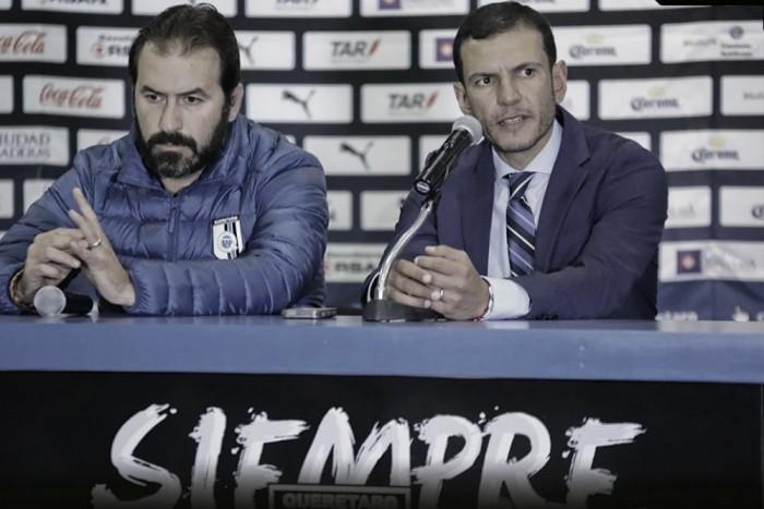 """Jaime Lozano: """"Por partidos como este debe mantenerse el apoyo"""""""