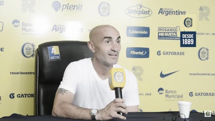 """Paolo Montero sobre Sarmieto: """"Sabemos que es un rival que también va por los puntos"""""""