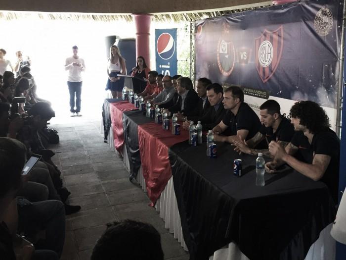 """Diego Aguirre: """"Vamos a exigirnos al máximo y pondremos lo mejor para ganar el partido"""""""