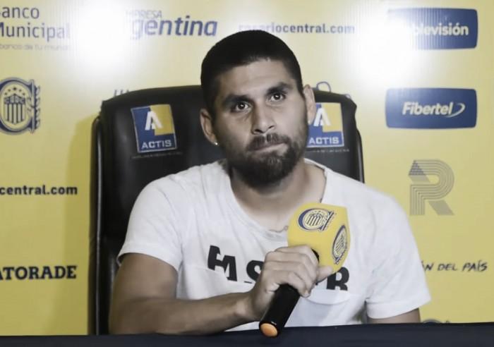 """Villagra: """"Queremos jugar el domingo y espero que podamos ganar"""""""
