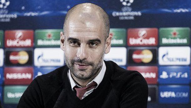 """Pep Guardiola: """"Los partidos de Champions siempre hay que disfrutarlos"""""""