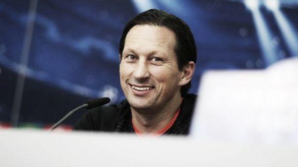 """Roger Schmidt: """"Queremos ganar nuestros partidos en casa"""""""