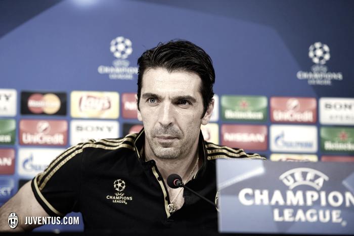 La Juve verso il Porto: la carica e la lucidità di capitan Buffon in conferenza stampa