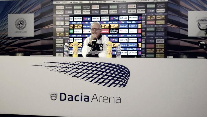 """Udinese - Delneri: """"Milan avversario tosto, ma se giocheremo da squadra potremo dire la nostra"""""""