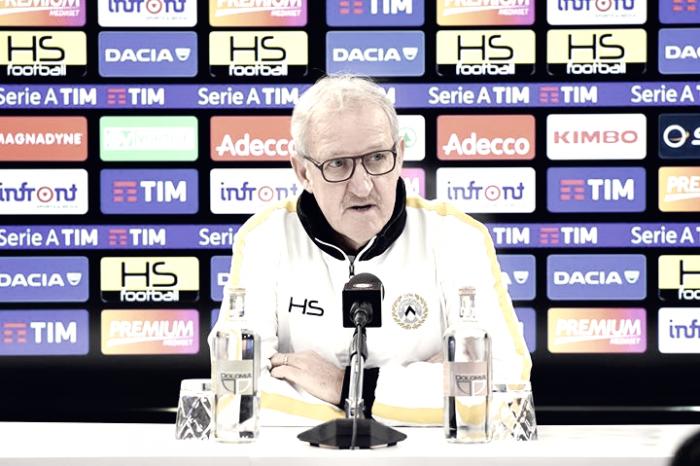 """Udinese - Delneri e la ricetta per battere il Sassuolo: """"Serve più coraggio"""""""