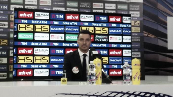 """Udinese - Oddo: """"Tre punti sudati, dobbiamo migliorare la fase offensiva"""""""