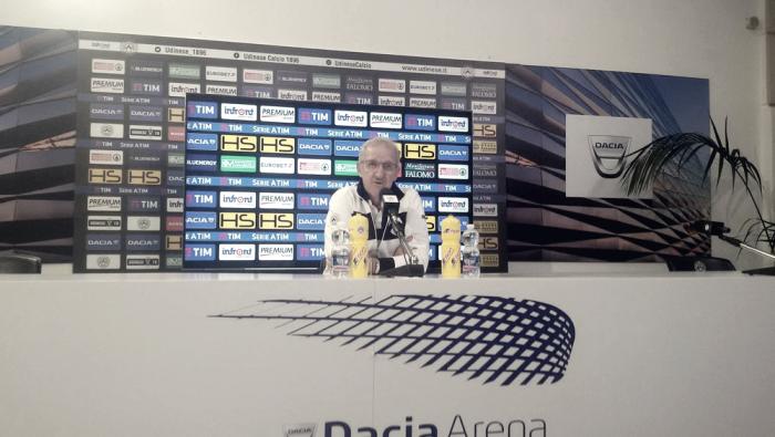 """Udinese, Delneri: """"Fiorentina avversario duro, ma noi dobbiamo continuare sulla nostra strada"""""""