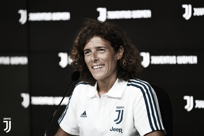 Juventus apresenta equipe feminina e traça objetivos para a temporada
