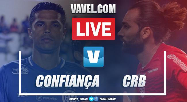 Gol e melhores momentos de Confiança x CRB pela Copa do Nordeste (0-1)