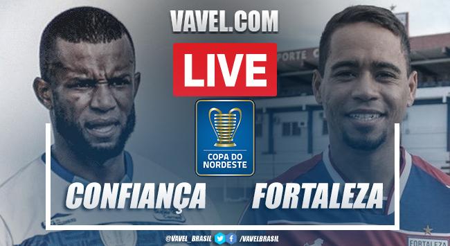 Gol e melhores momentos Confiança 0 x 1 Fortaleza pela Copa do Nordeste 2021