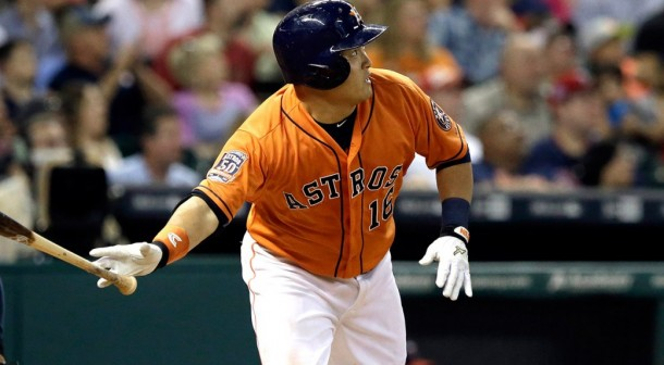 Tampa Bay Rays Acquire Hank Conger From Houston Astros