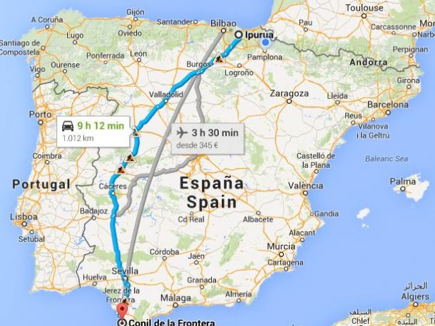 1.000 kilómetros para conocer al Eibar