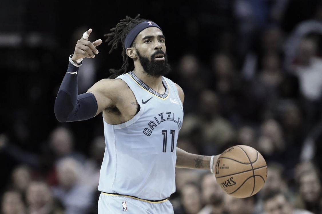 Mike Conley traspasado al Jazz