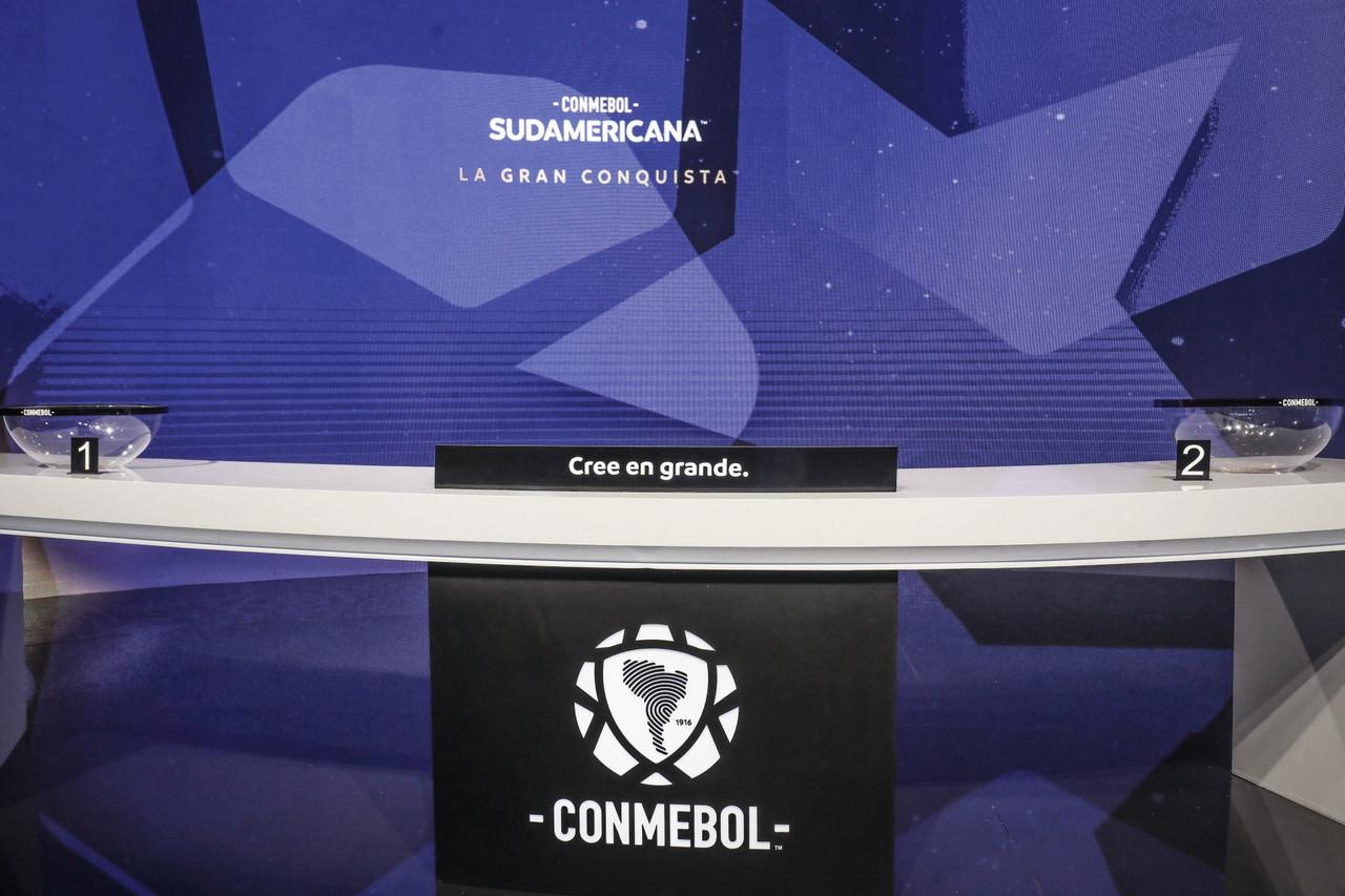 Libertad será el rival de Junior en octavos de final en la Copa Sudamericana