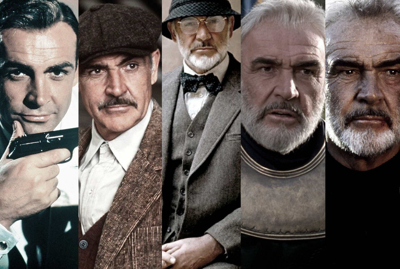 El último adiós a Sir Sean Connery