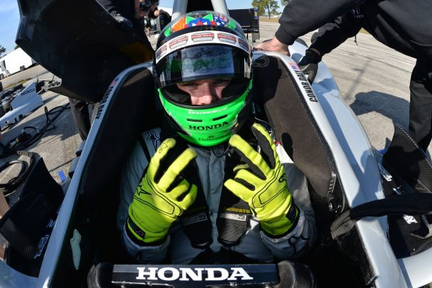 IndyCar: Conor Daly with SPM For Indy 500