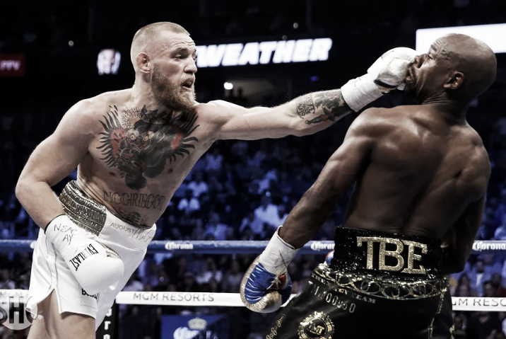 Kavanagh discute posibles peleas futuras de McGregor con Mayweather