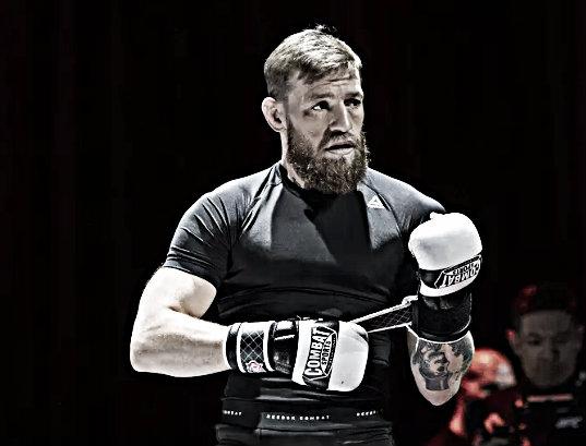 """McGregor reacciona a la multa y suspensión: """"Espero volver a competir pronto"""""""