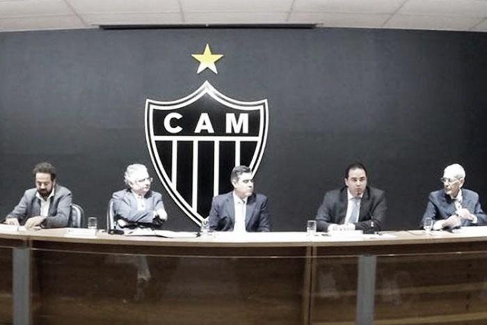 Conselho do Atlético-MG aprova orçamento para 2018 e batiza nova arena com nome de ex-presidente