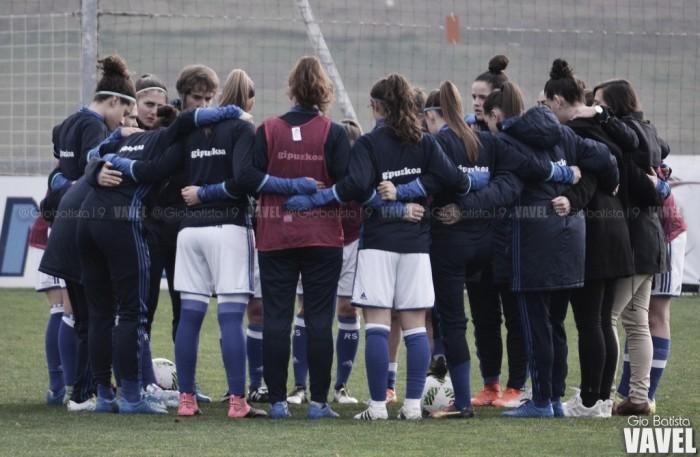 Apuntalando la plantilla de la Real Sociedad femenina para la 2017/18