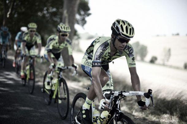 Alberto Contador e il mal di Tour