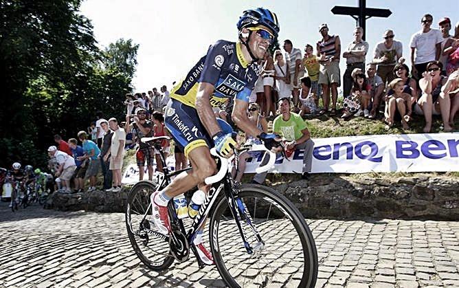 Vuelta a España 2012, el renacer del campeón