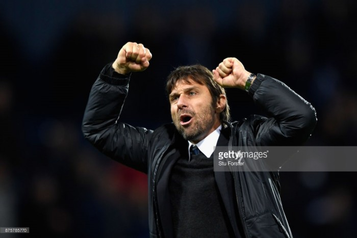 Antonio Conte: I'm happy with West Brom win ahead of biggest game of the season