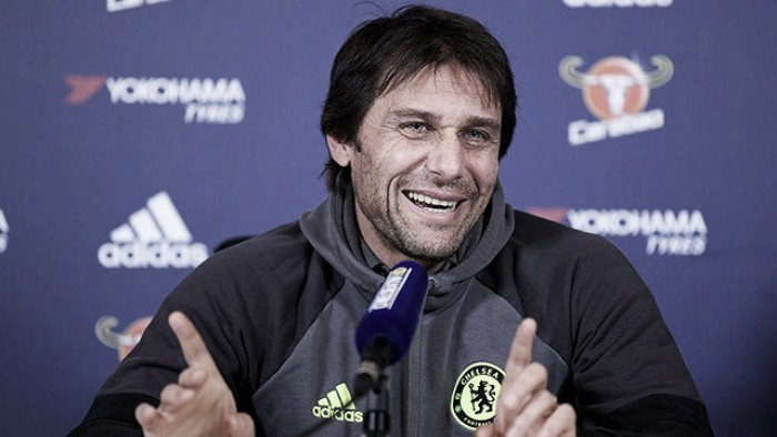 Satisfeito, Conte reconhece mudança de postura do Chelsea vitória sobre Newcastle