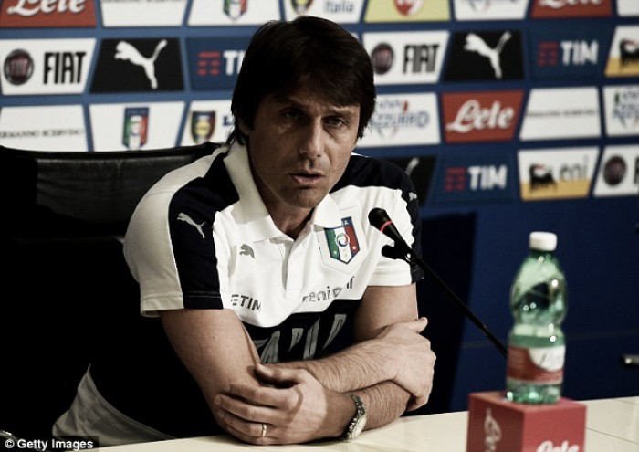 """Antonio Conte: """"Pelearemos como guerreros"""""""