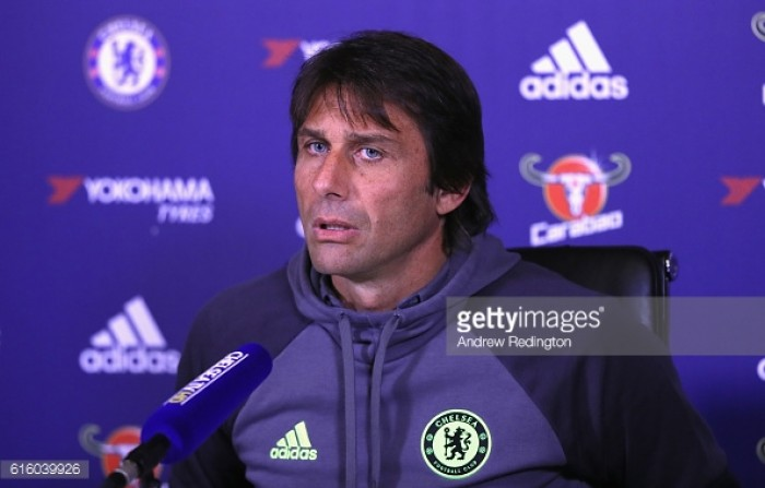 "Conte expects Manchester United match to be very ""tactical"""