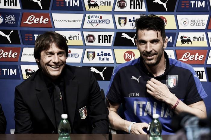 Antonio Conte names final Italy squad for Euro 2016