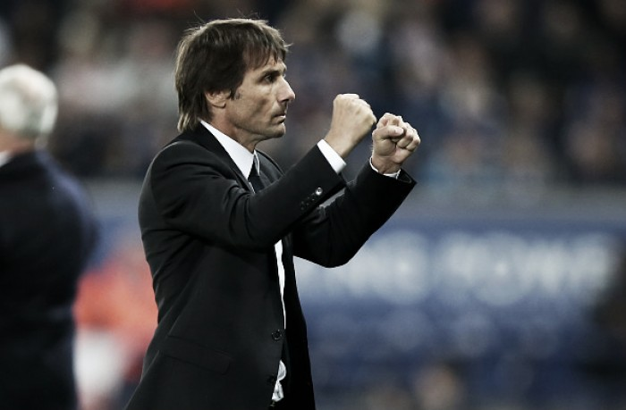 Conte exalta vontade do Chelsea em virada sobre Leicester
