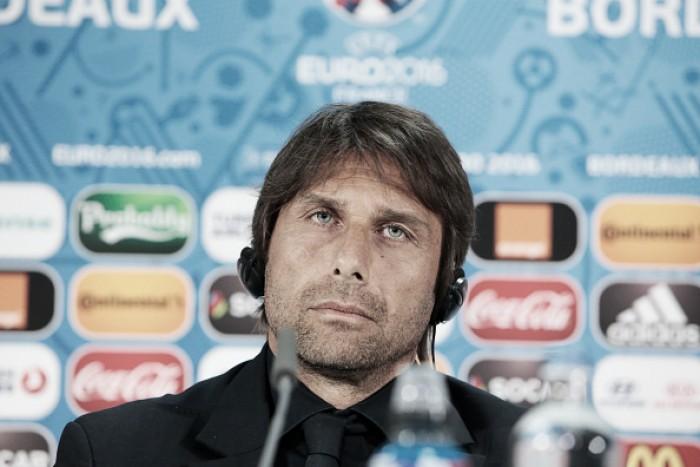 """Antonio Conte comenta sua saída da seleção da Itália: """"Não é um adeus, é um até logo"""""""