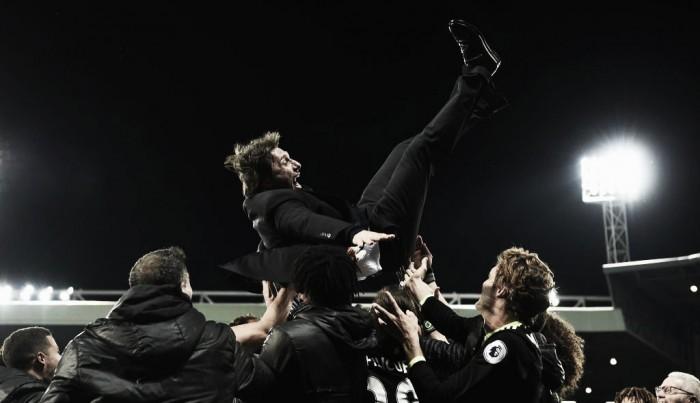 Premier League - Goduria Chelsea, è campione! Le parole di Conte e dei suoi giocatori