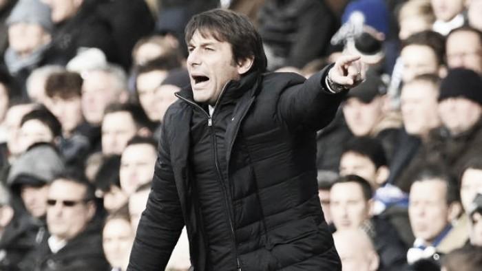 """Antonio Conte: """"Nos encontramos en un gran momento de forma"""""""