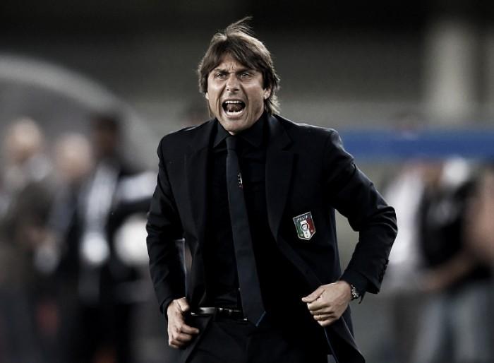 """Antonio Conte descarta uso do contra-ataque: """"Não faz parte de como eu vejo futebol"""""""