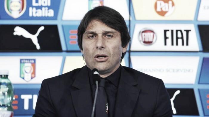 """Italia, Conte: """"Voglio una squadra, non una selezione. Le mie scelte nascono dal campionato"""""""