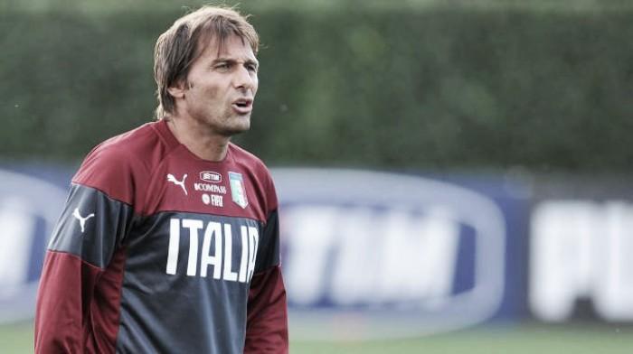 Italia, carte coperte per Conte nel primo allenamento mattutino a Montpellier