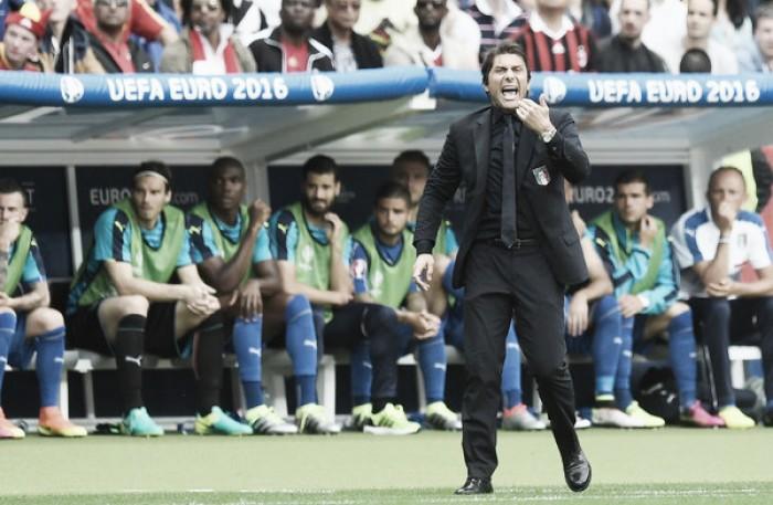 Conte usa vitória contra Espanha para acabar com rótulo de que a Itália é retranqueira