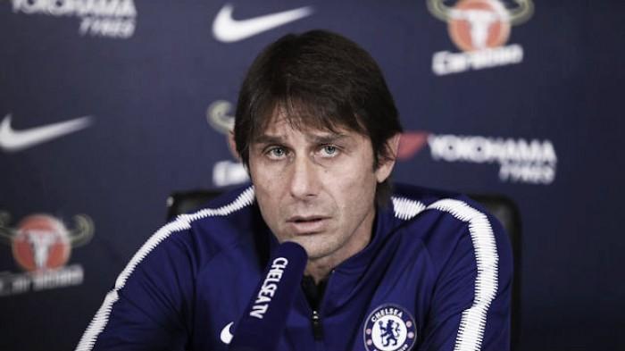 """Antonio Conte: """"Van Dijk estaba dentro de nuestros planes"""""""