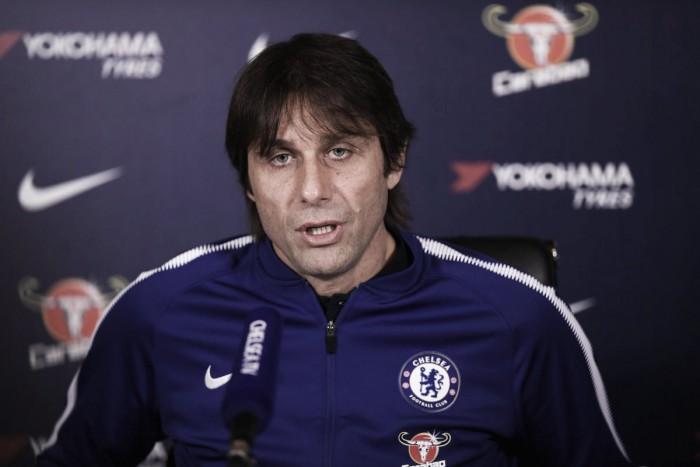 "Conte: ""A partir de mañana cada jugador que marcó hoy debe olvidarlo"""
