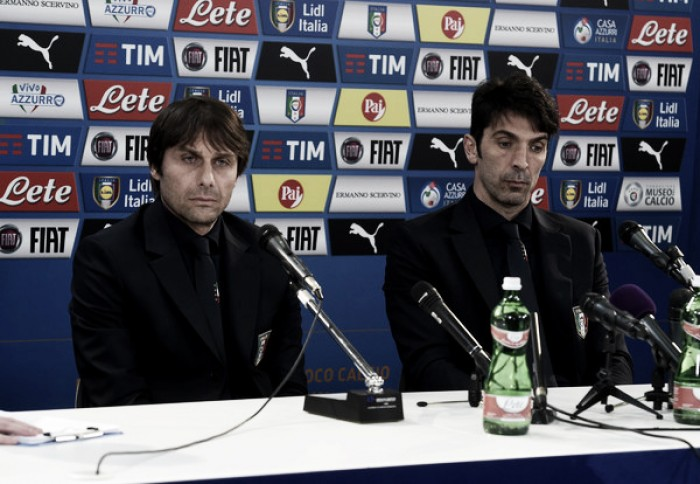 Euro 2016: Qualification is our first aim says Conte