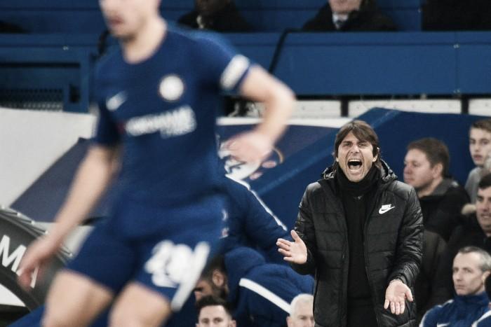 """Antonio Conte: """"Creo que el resultado fue justo"""""""