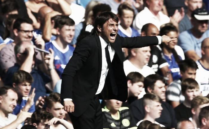 """Conte: """"Fábregas y Oscar seguirán en el Chelsea"""""""